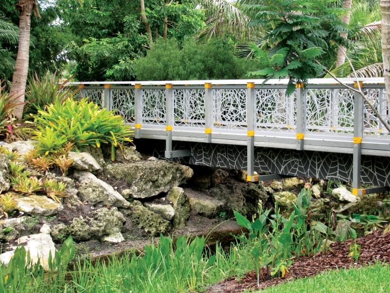 Fuller - Mounts Botanical Garden