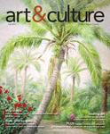 art&culture magazine cover - Fall 2012
