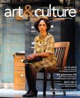 art&culture magazine cover - Spring 2013