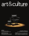 art&culture magazine cover - spring 2014