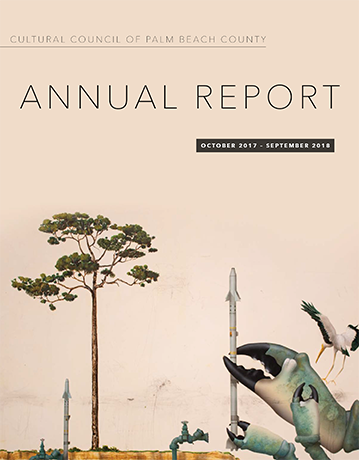 Cultural Council 2018 Annual Report