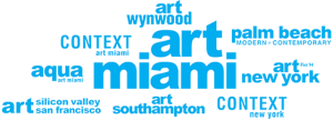Art Miami logo with all fairs