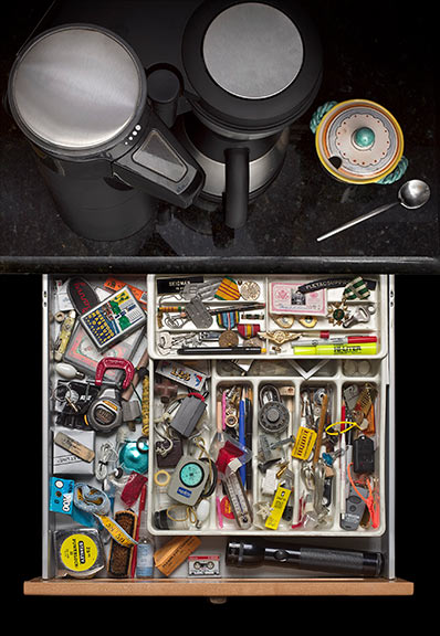 Barry Seidman - Kitchen Drawer