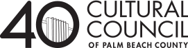 Cultural Council of Palm Beach County - 40th anniversary