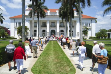 Founders Day at the Flagler Museum