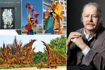 Master Sculptor: Albert Paley