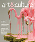 art&culture magazine fall 2015 cover