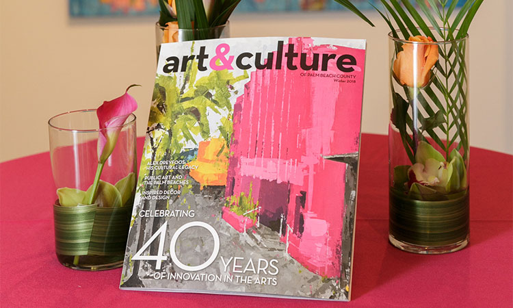 art&culture winter 2018 party featured image